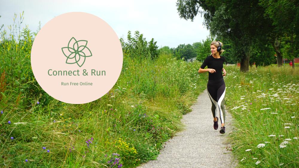 hardlopen tegen stress